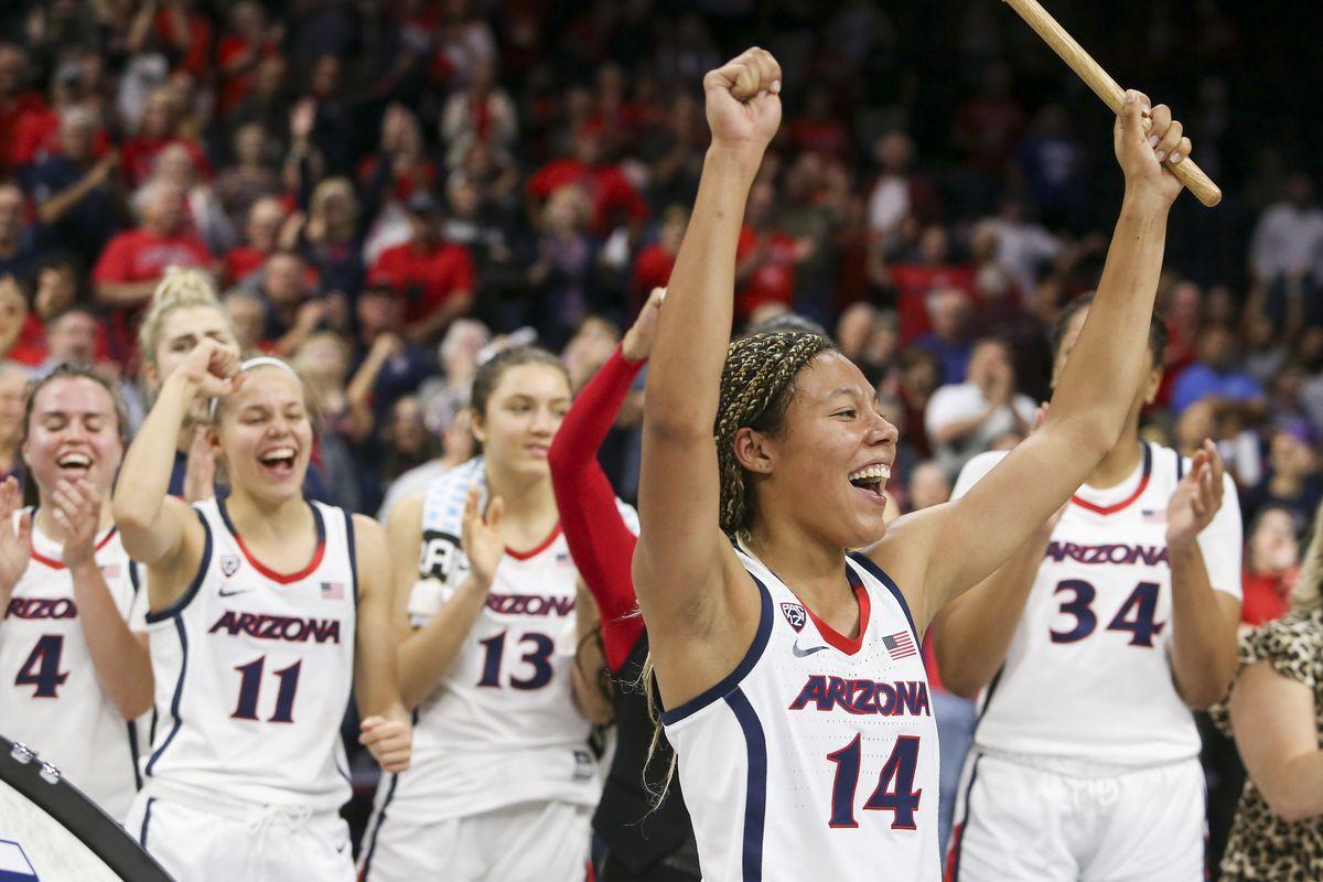 COLLEGE BASKETBALL: NOV 08 Women's Santa Clara at Arizona