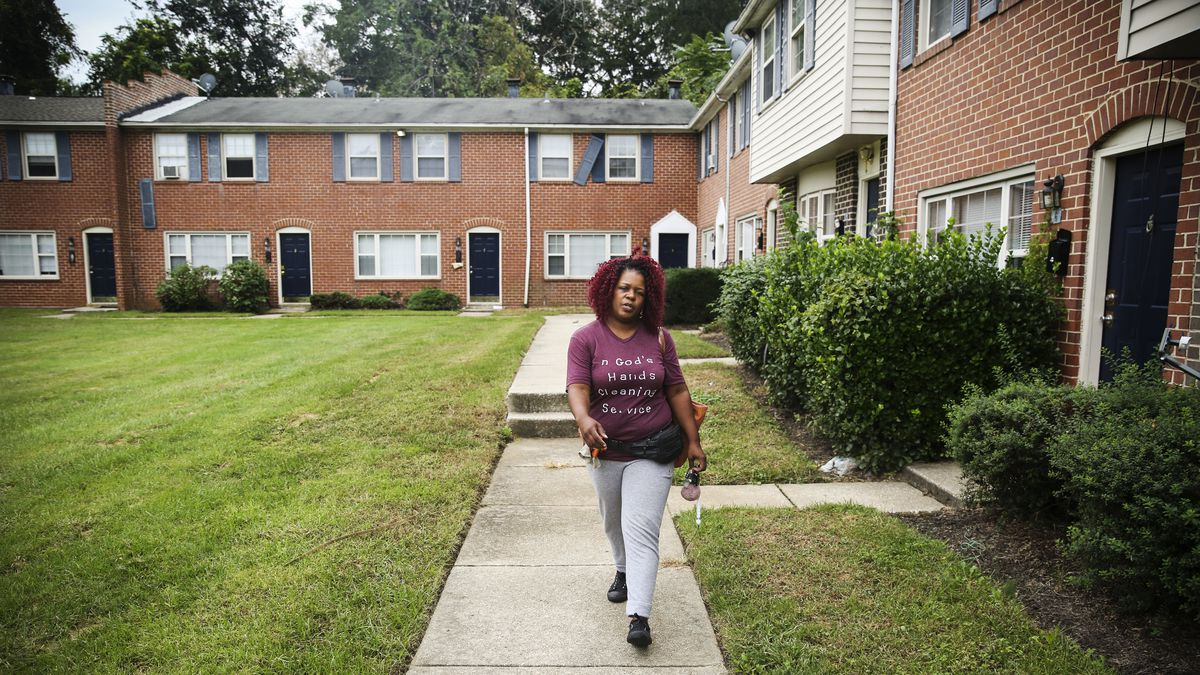 Leaving Segregated Baltimore How A Housing Program Is