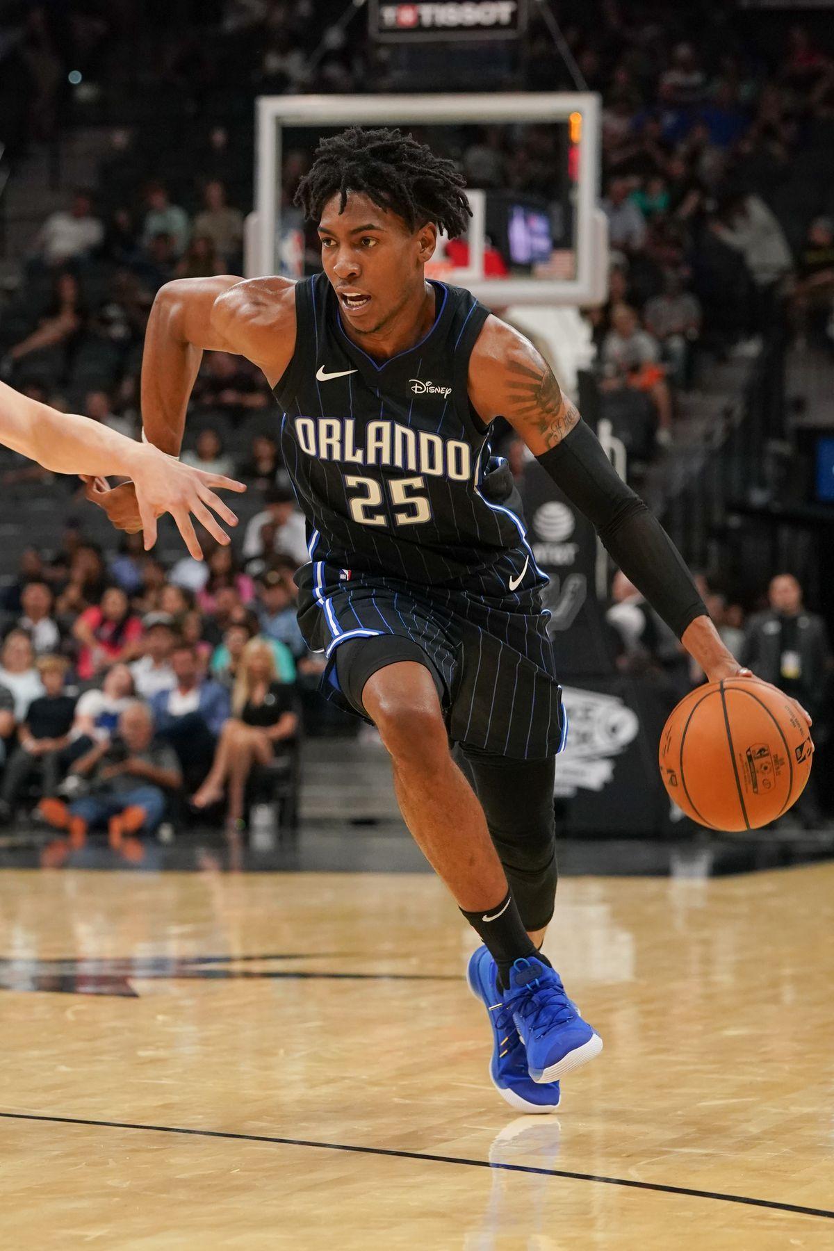 NBA: Preseason-Orlando Magic at San Antonio Spurs