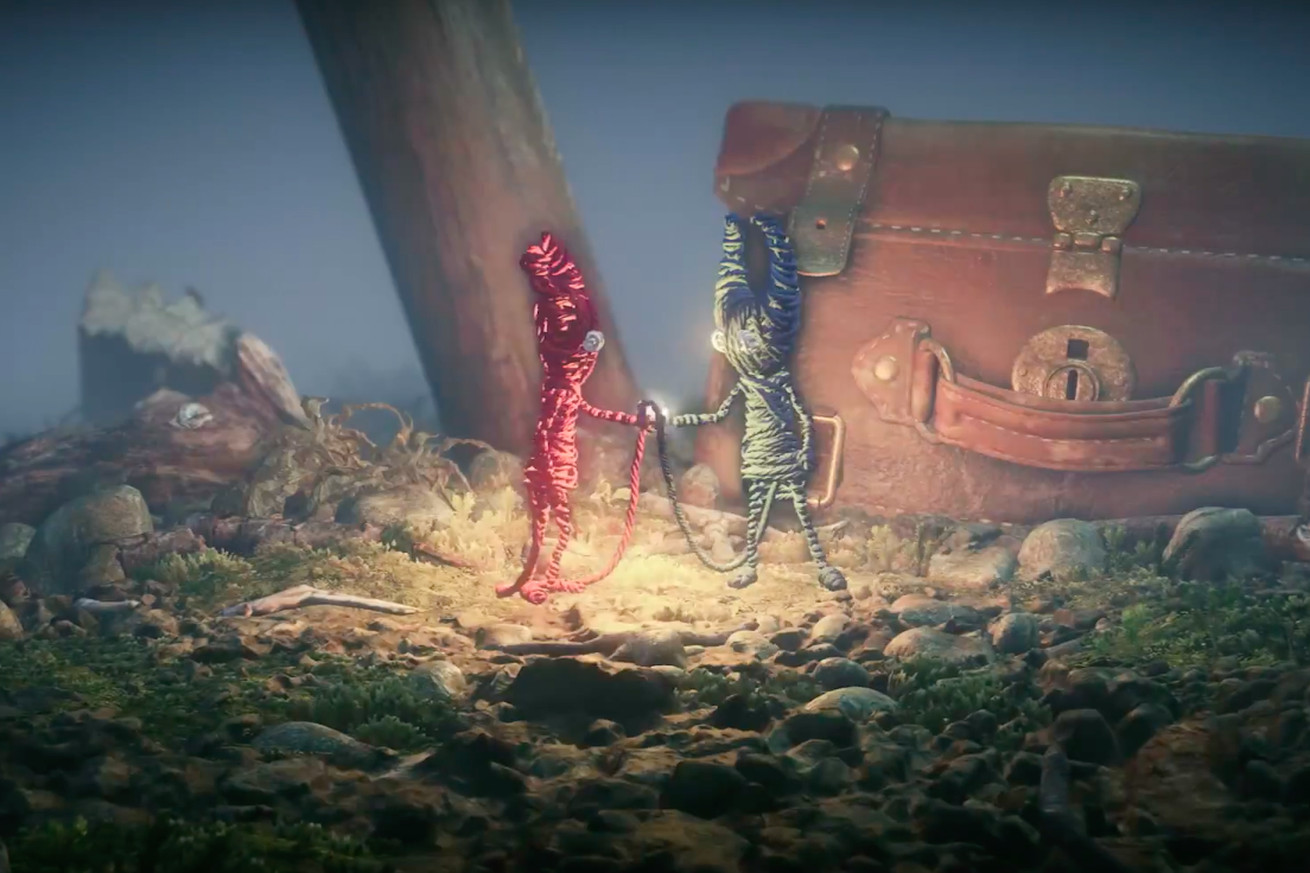 adorable yarn based platformer unravel has a sequel and it s out today