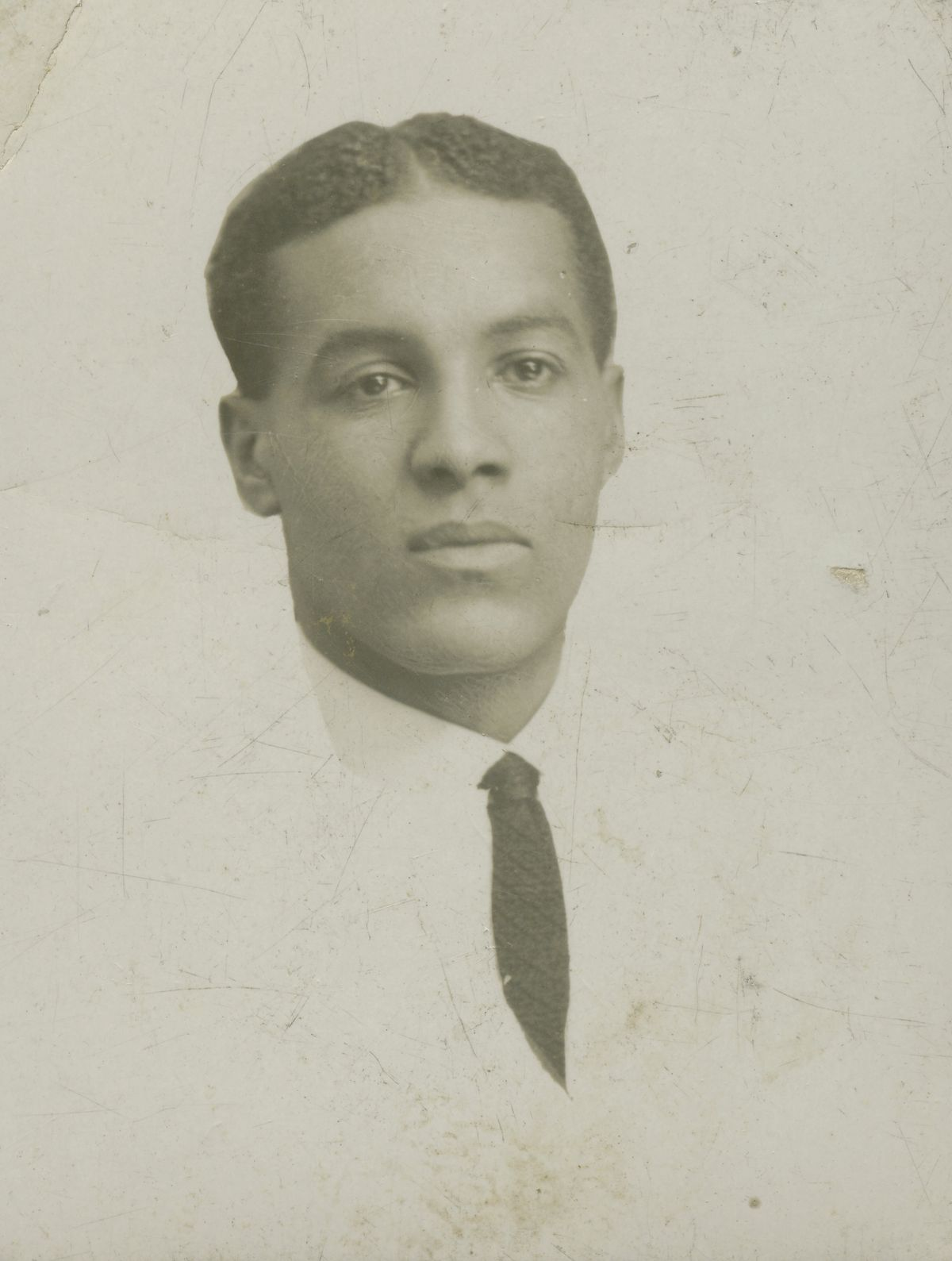 Young Walter Tull