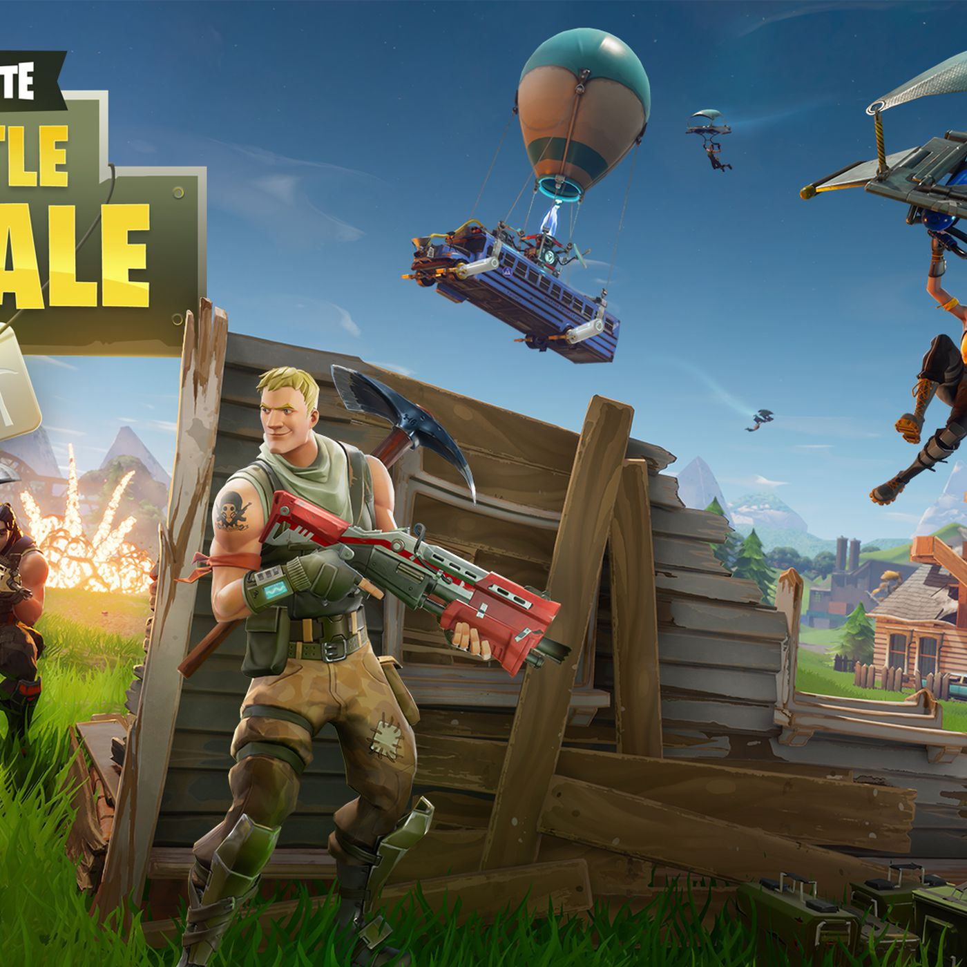 fortnite for mobile android and ios