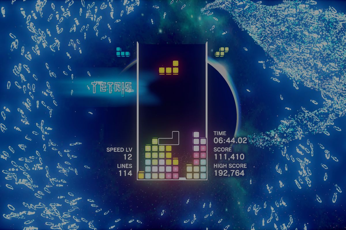 How to make Tetris Effect play more like traditional Tetris - Polygon