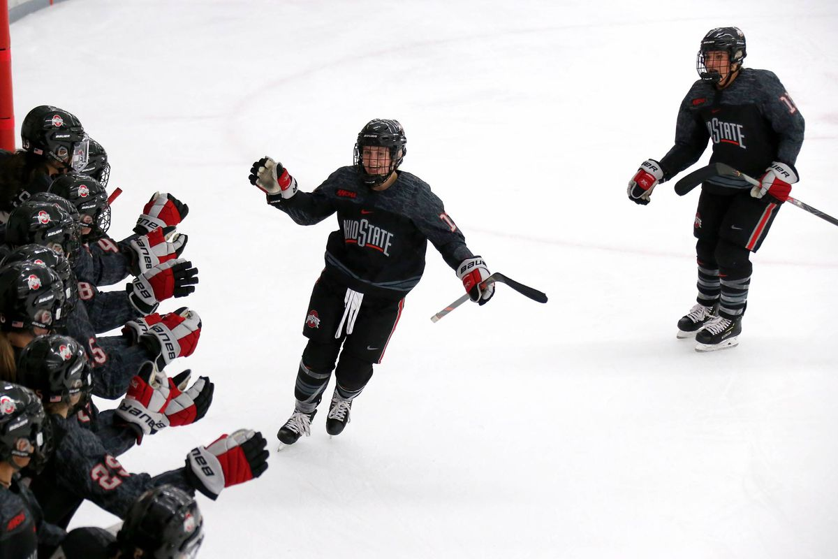 Outside the Shoe podcast: Catching up on Ohio State women's ice hockey