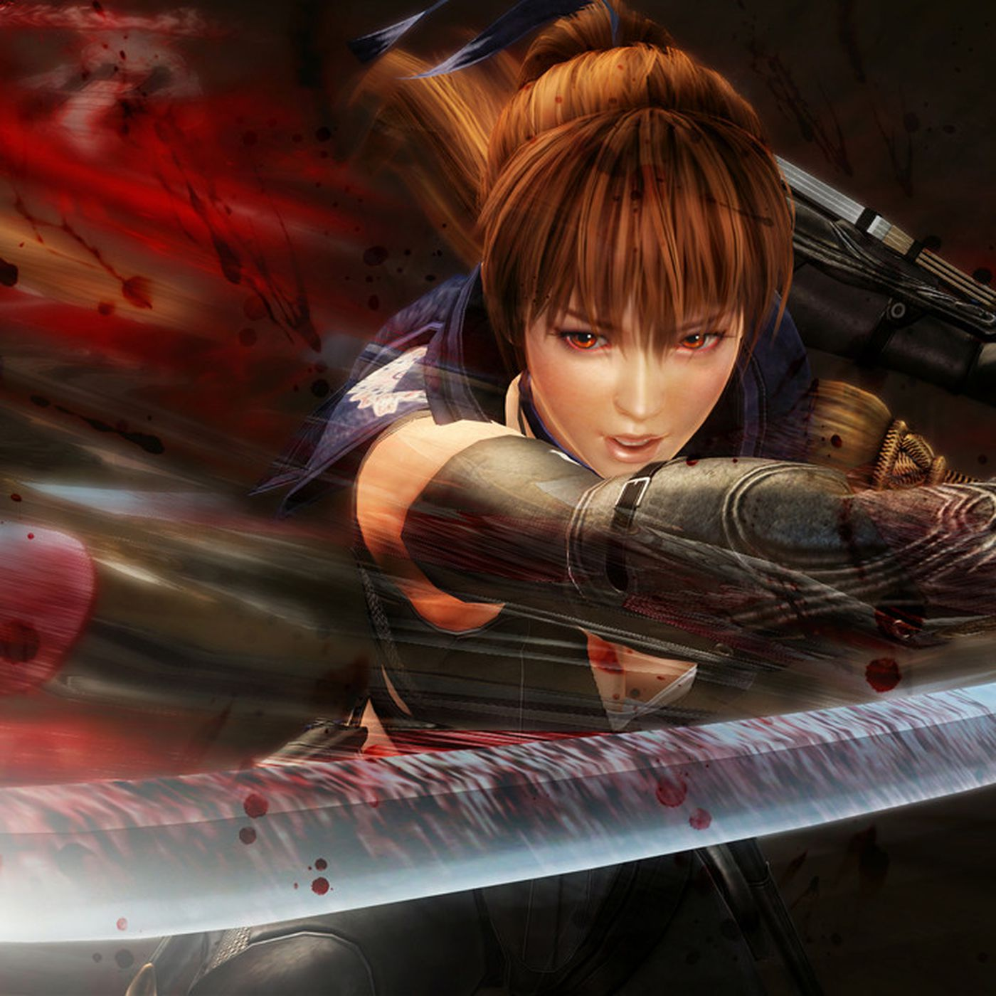 Ninja Gaiden 3 Razor S Edge Trailer Shows Off Cutting Combat