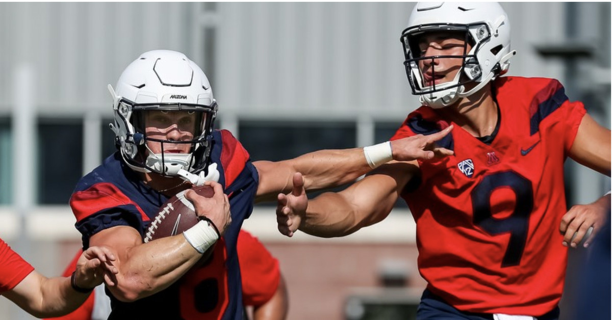 Arizona's depth chart for BYU game loaded with in-state talent