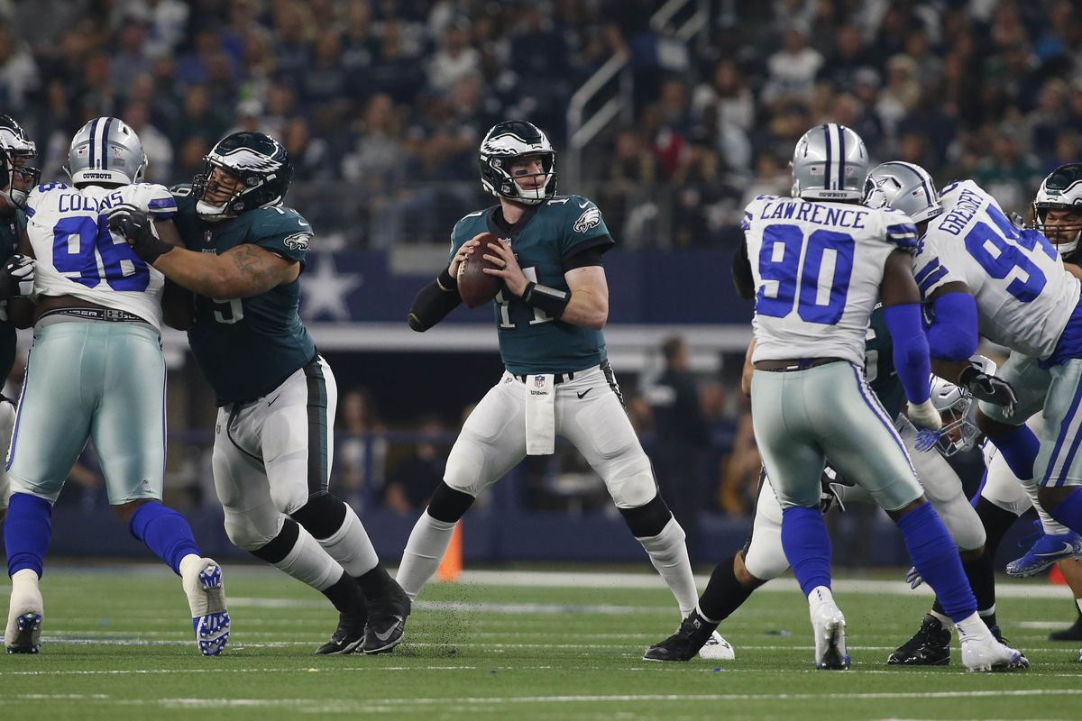 822eff49614 The Cowboys — not the refs — are the reason the Eagles won't repeat as NFC  East champs