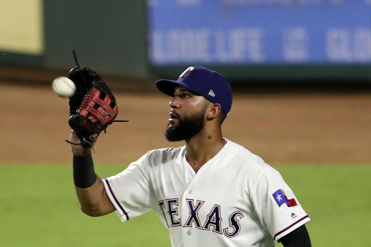 MLB: Tampa Bay Rays at Texas Rangers