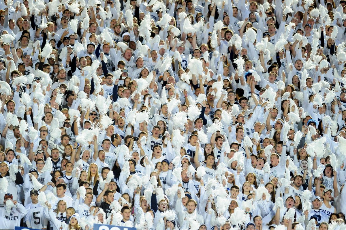 The Terps haven't played at Beaver Stadium since Oct. 2, 1993. They've never won a game in State College.