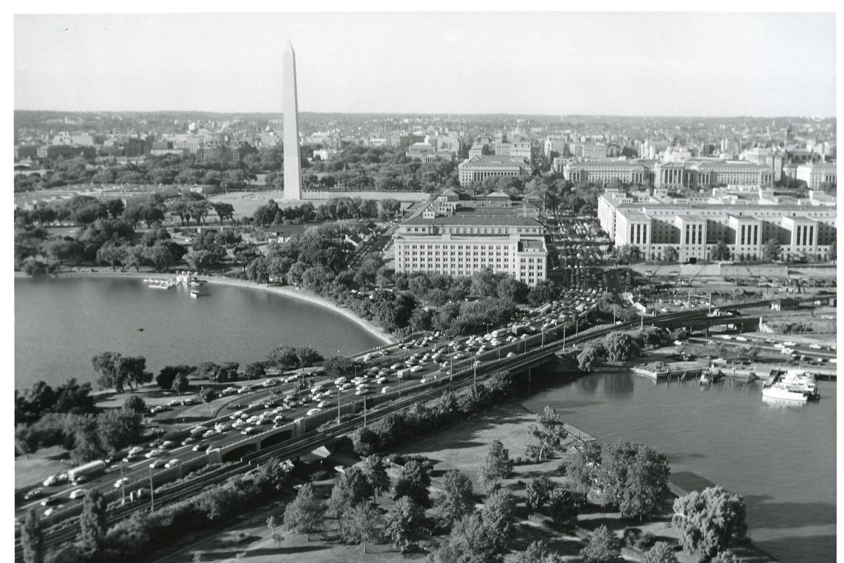 Over 2k Historic Photos Of D C  U2019s Past Have Been Revealed