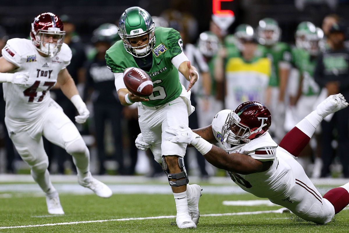 R+L Carriers New Orleans Bowl - Troy v North Texas