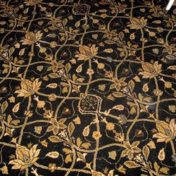 The new carpet pattern. Dramatic and classic at the same time.