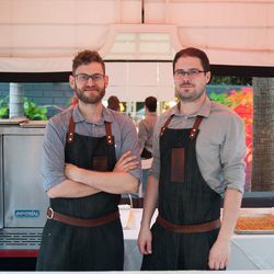 Will Preish and Joel Stocks from Holdfast in Portland, OR.