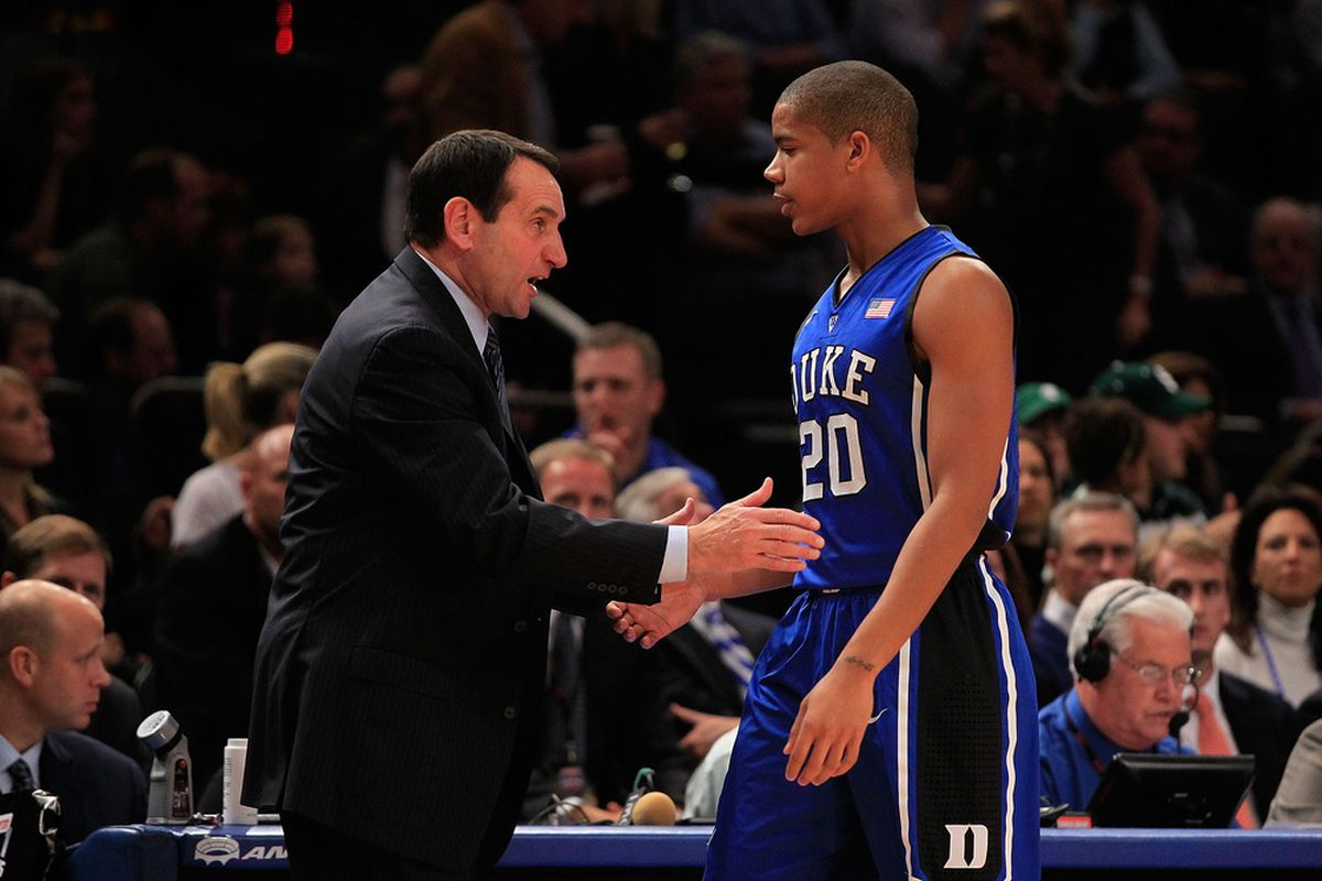 Pitt will face Duke as a member of the ACC in 2013-14 (Photo by Chris Trotman/Getty Images)