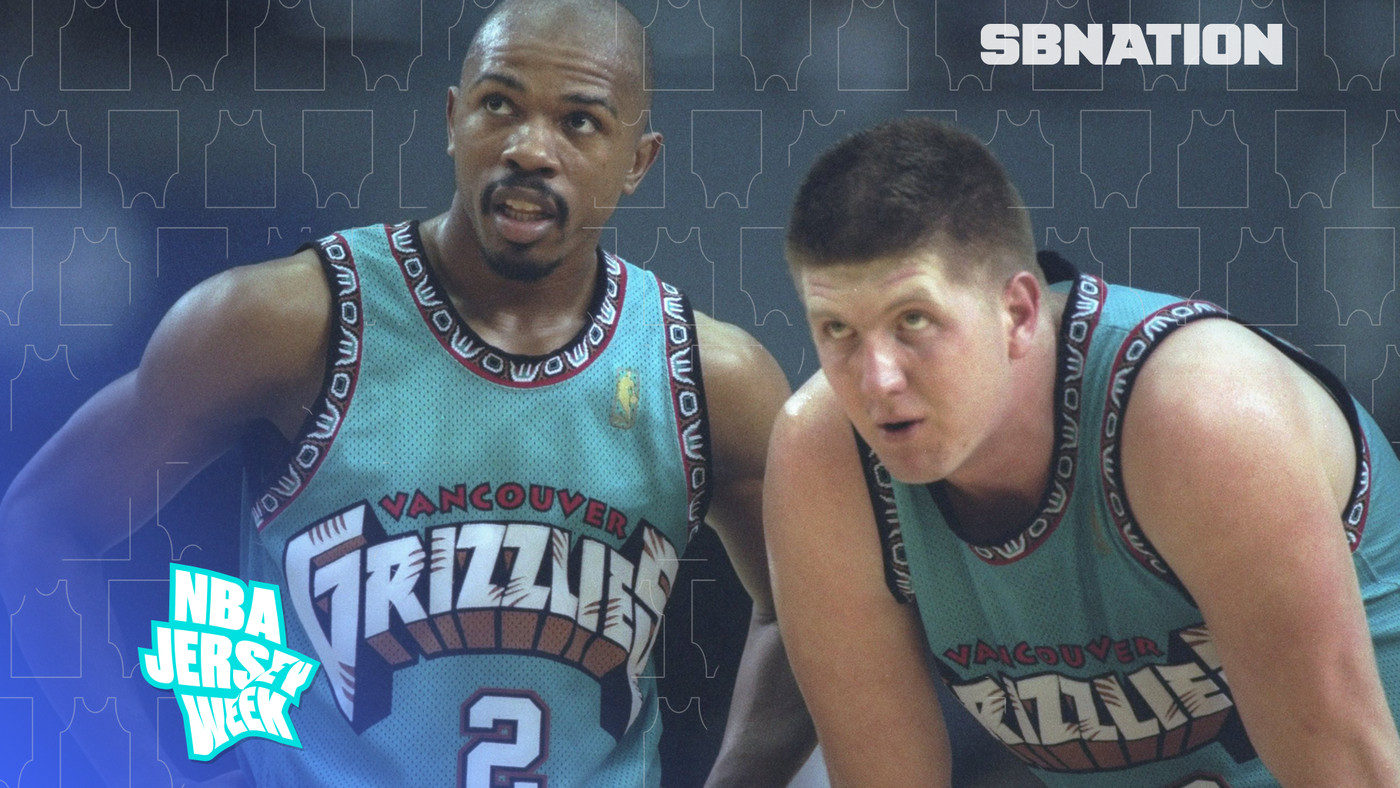 The '90s were the NBA's most memorable jersey phase - SBNation.com