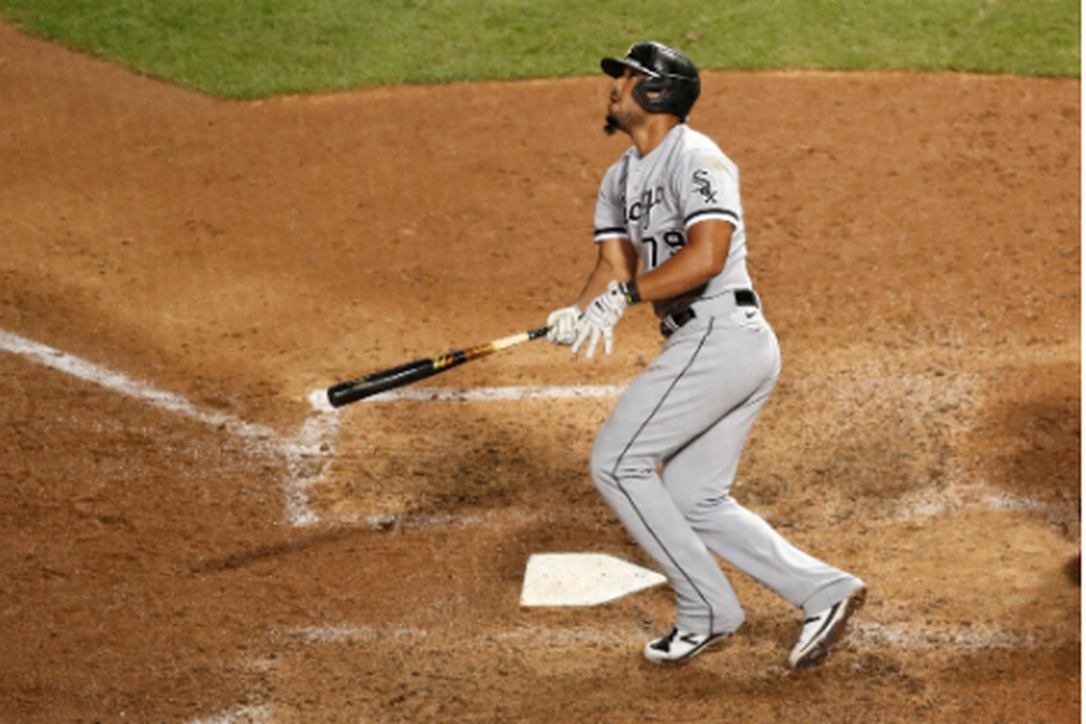 Jose Abreu hit six home runs last weekend against the Cubs and has 11 for the season.