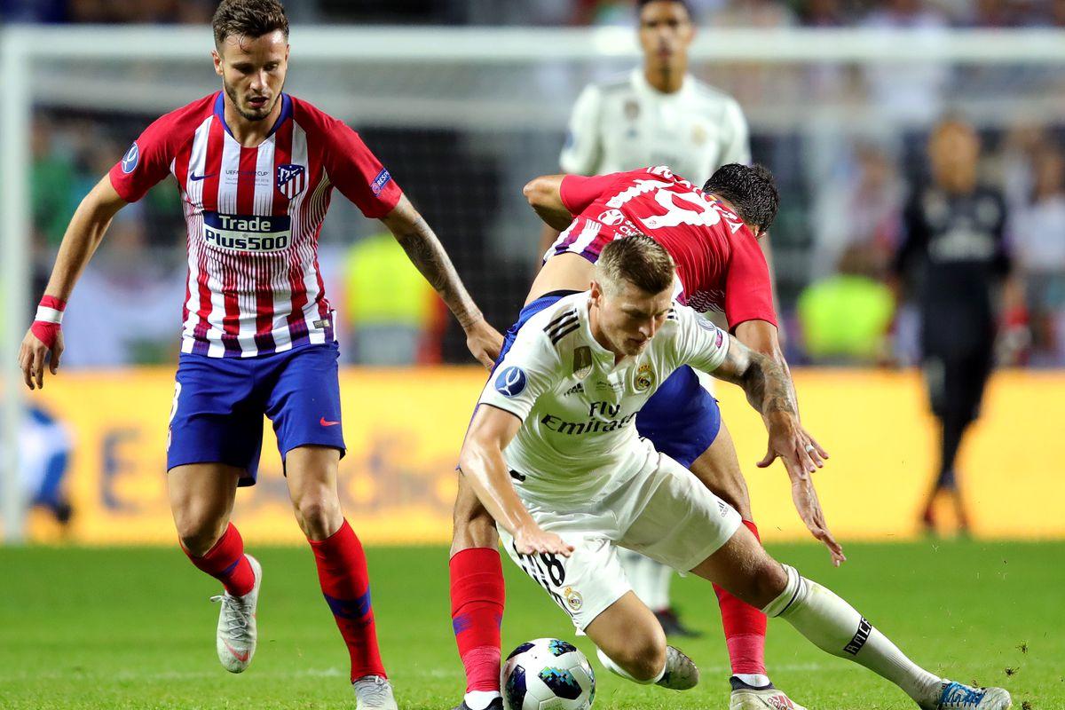 Real Madrid Vs Atletico Madrid: Real Madrid Vs Atlético Madrid Live Commentary: Real