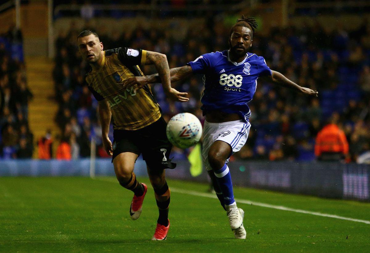 Birmingham City v Sheffield Wednesday - Sky Bet Championship