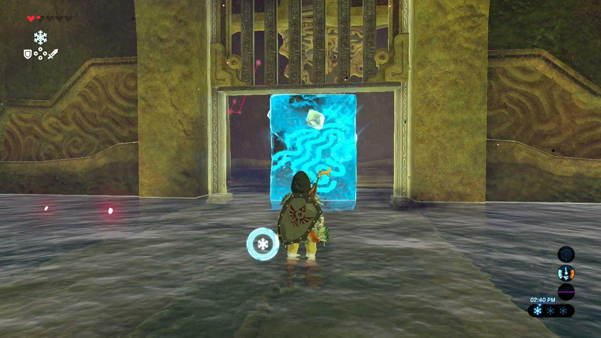 The Legend of Zelda: Breath of the Wild - 'Divine Beast Vah