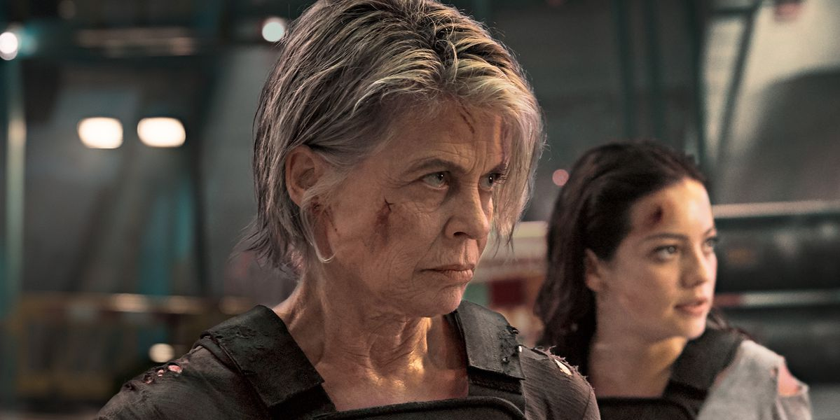 Why Terminator: Dark Fate had to be rated R