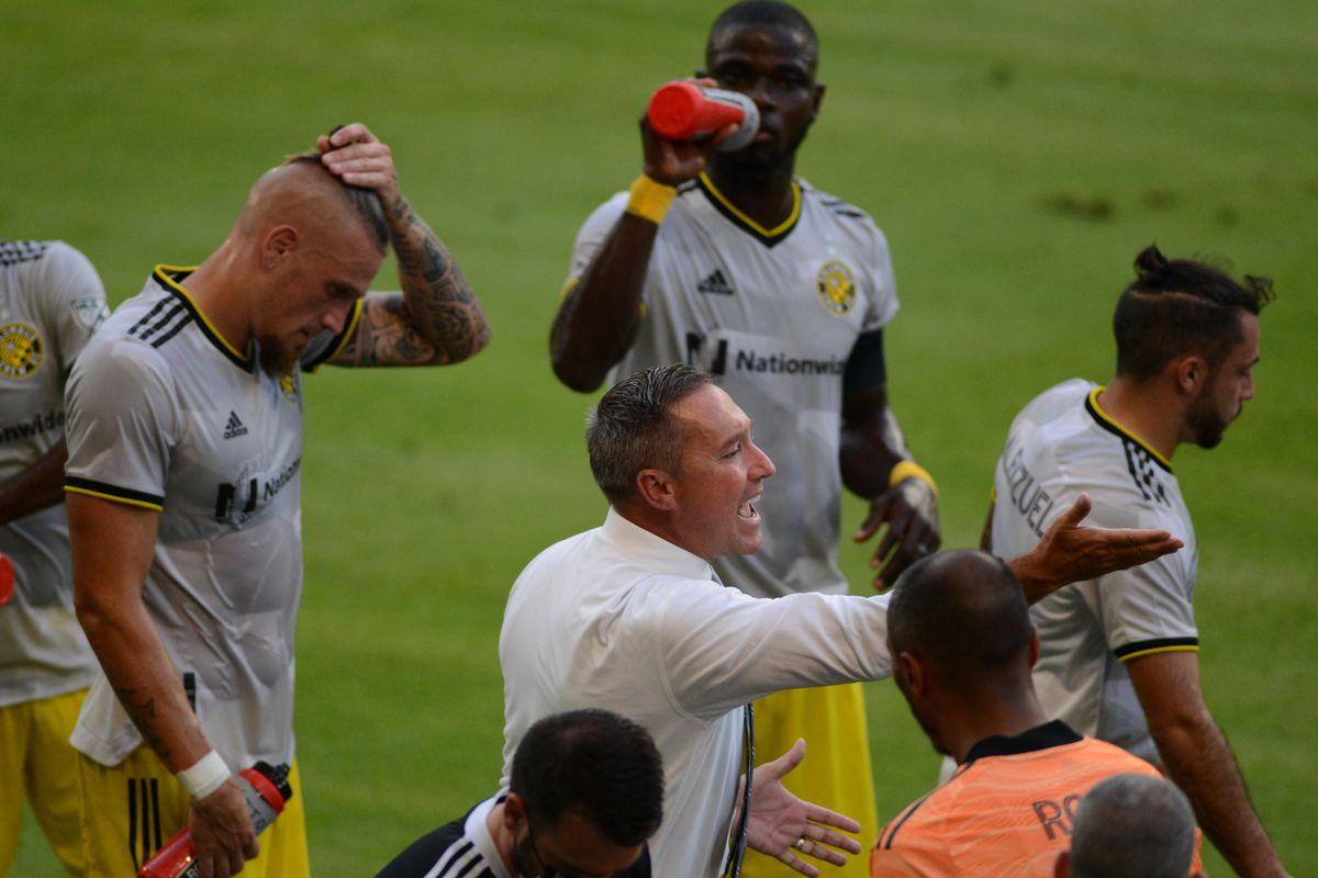 SOCCER: JUN 27 MLS - Columbus Crew SC at Austin FC