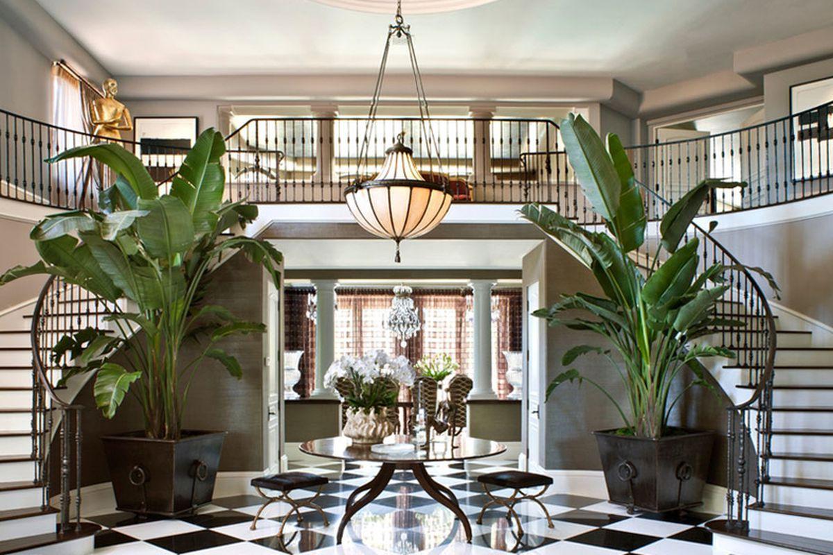 Tour Kris Jenner\'s Redesigned Mansion - Racked