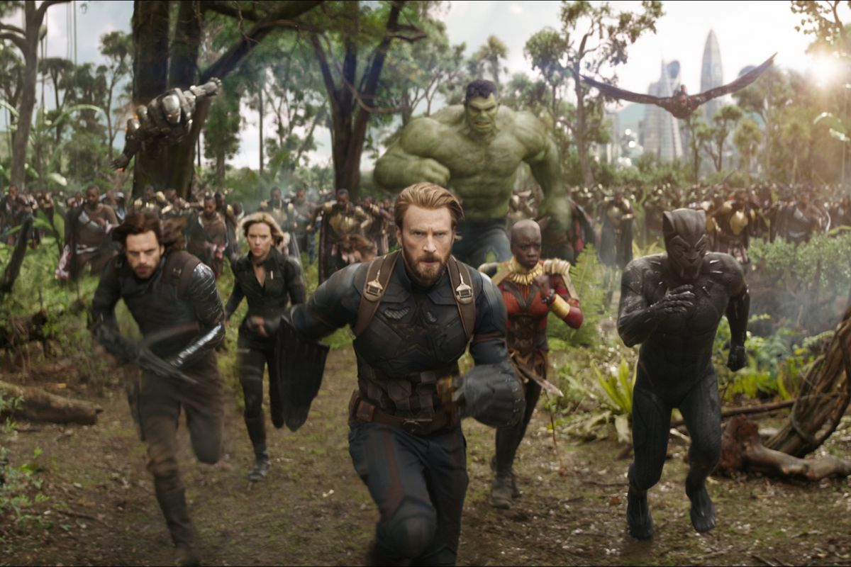 Marvel's Avengers: Infinity War moved up to April 27th - The