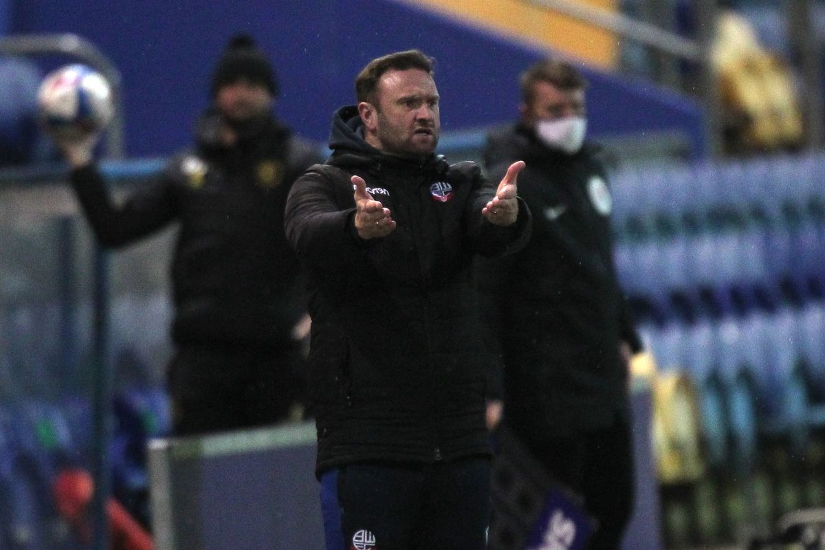 Mansfield Town v Bolton Wanderers - Sky Bet League Two