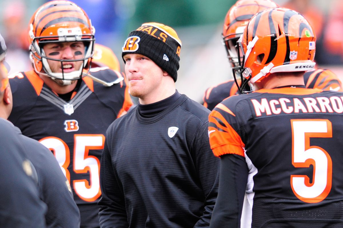 75d5ecaa8 Bengals rule out Andy Dalton and Ryan Hewitt vs Steelers - Cincy Jungle