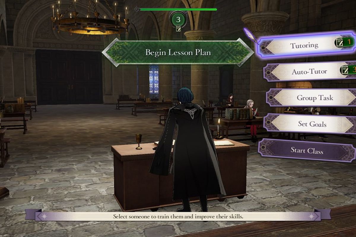 Fire Emblem: Three Houses is secretly the best Harry Potter