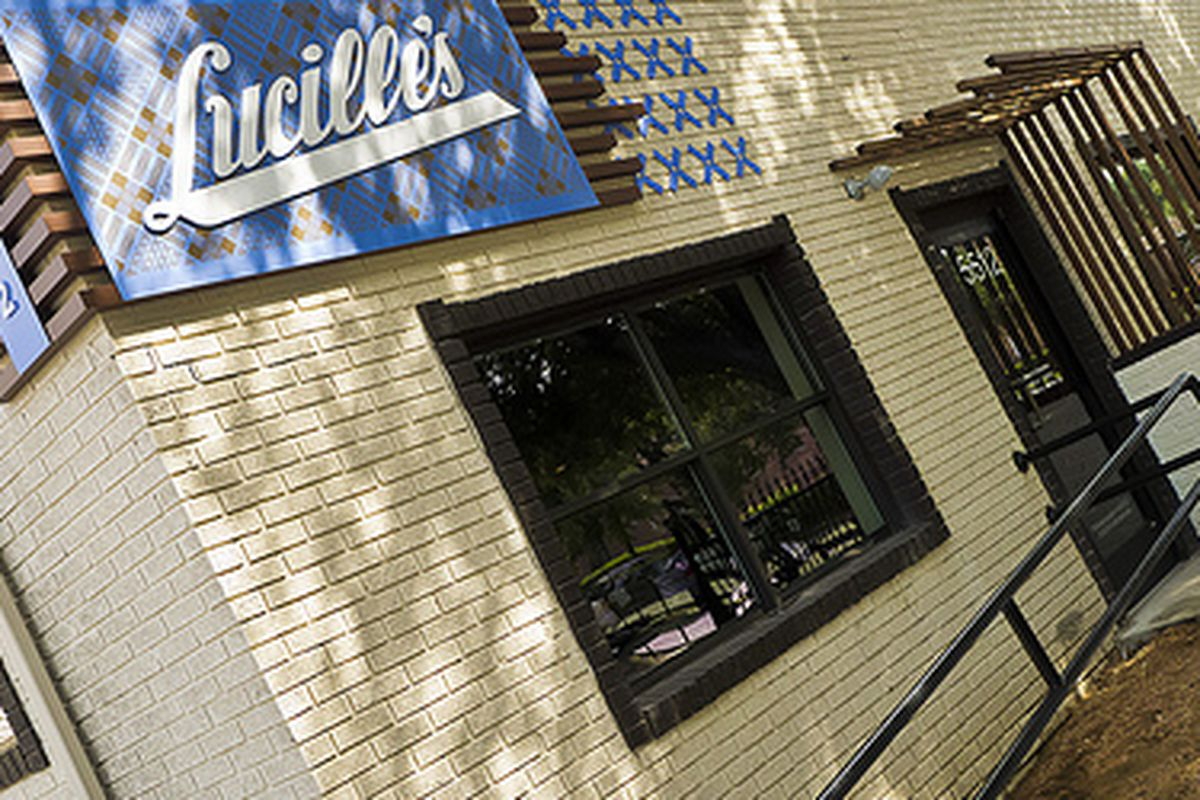 Lucille's, opening tonight in the Museum District .