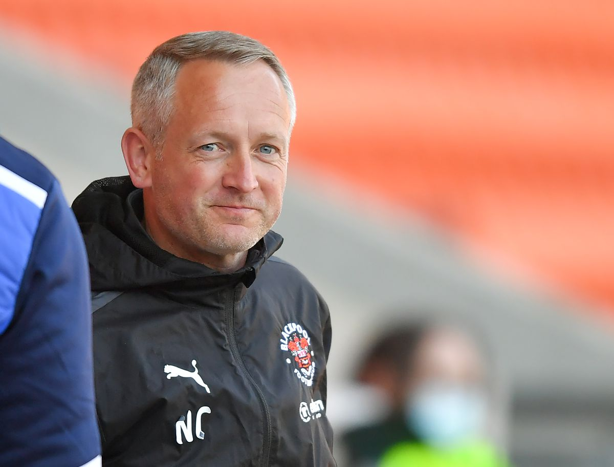 Blackpool v Shrewsbury Town - Sky Bet League One