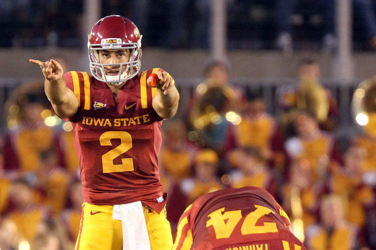 If WRNL Wrote Phil Steele's ISU Preview - Wide Right & Natty