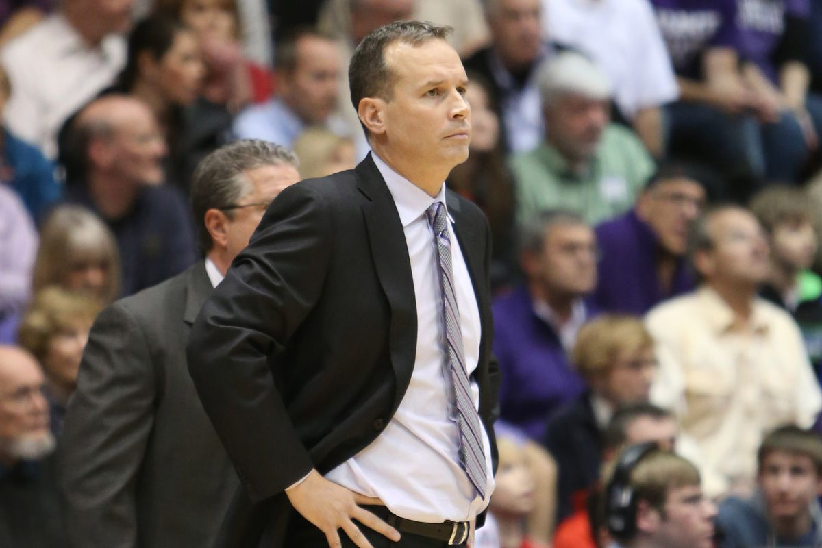 Chris Collins and the 'Cats are the most snake-bitten team in the B1G, losing their last 5 games by an average of under 4 points.