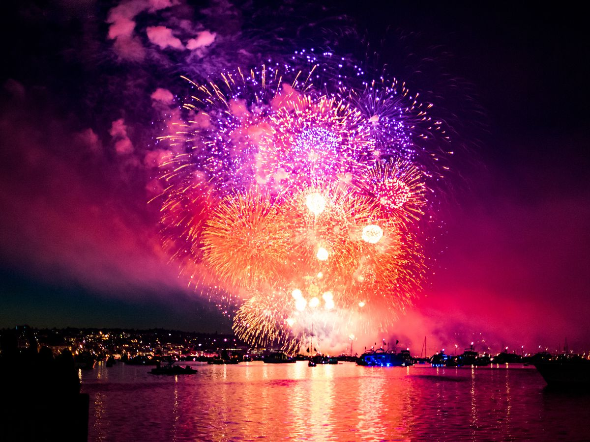 Where to watch 4th of July fireworks in Seattle - Curbed Seattle
