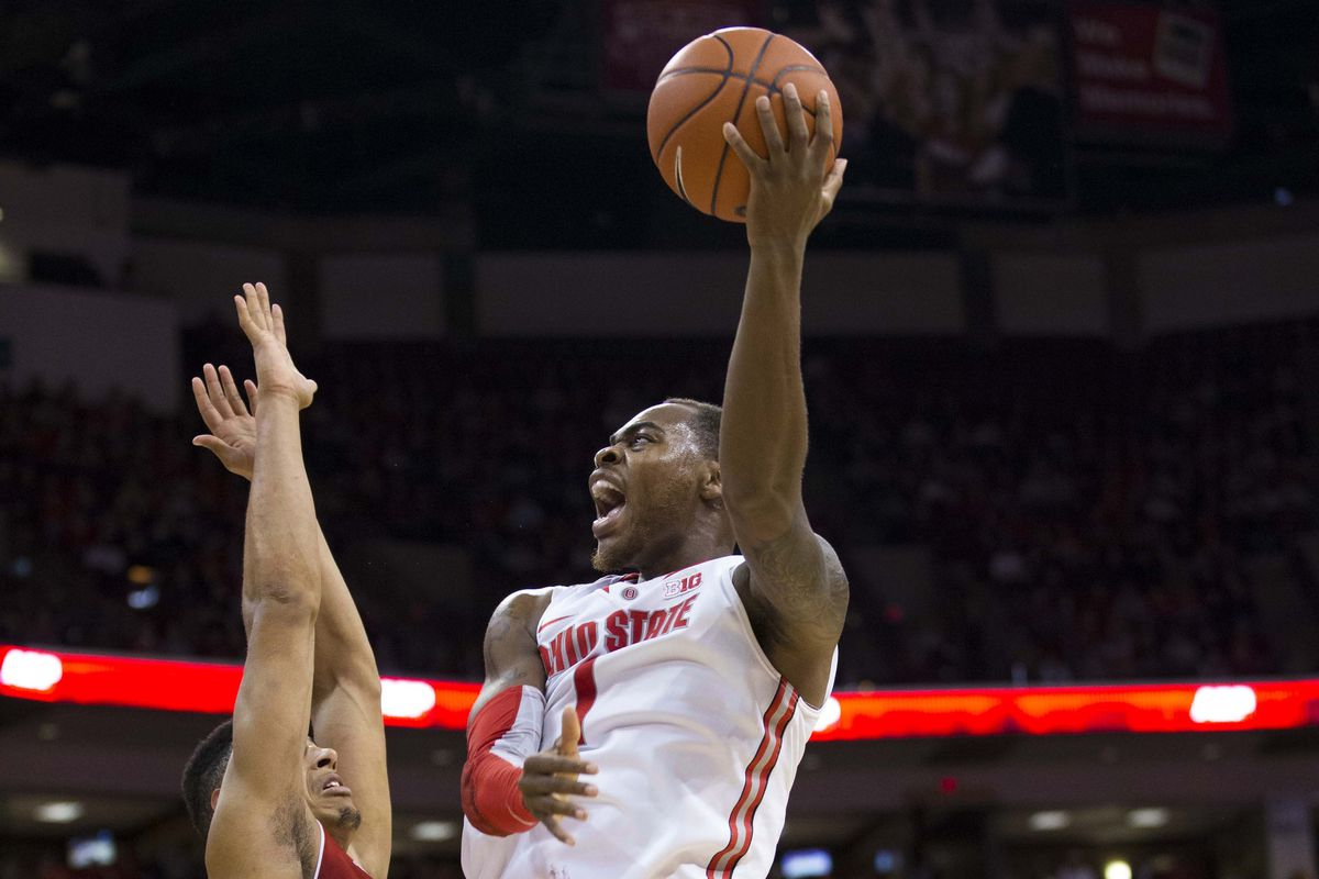 Deshaun Thomas went absolutely off for Ohio State against Wisconsin.