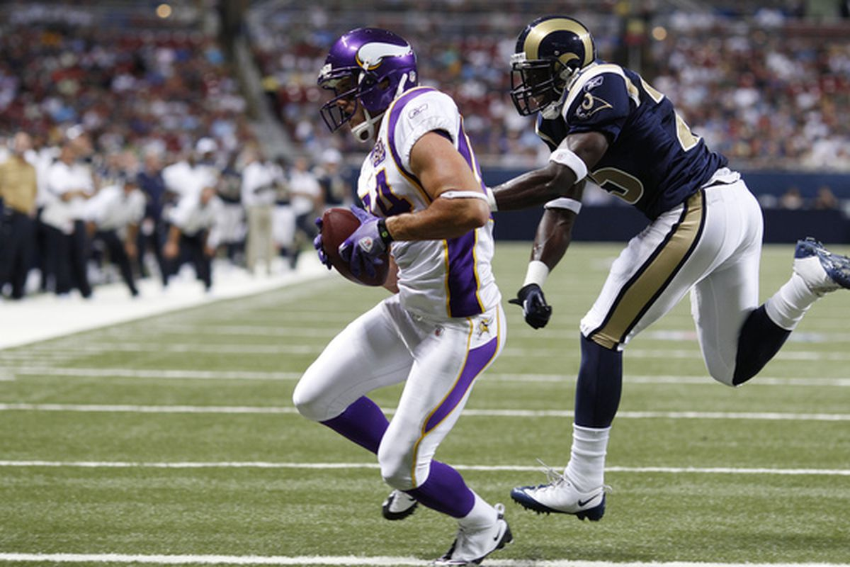 Marquis Johnson return to the St. Louis Rams from the PUP list this week.