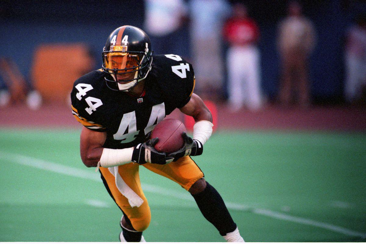 Steelers D.J. Johnson