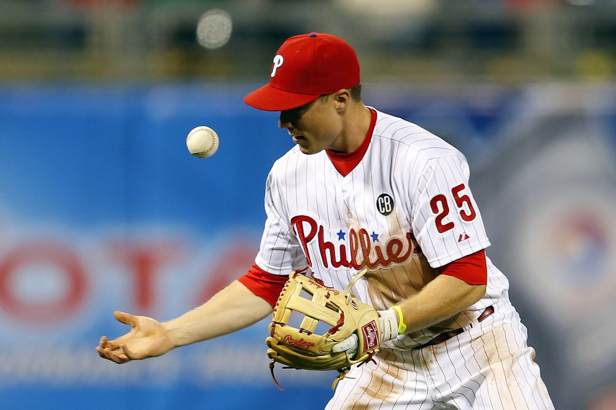 No, the Phillies are not playing well, Ryan.