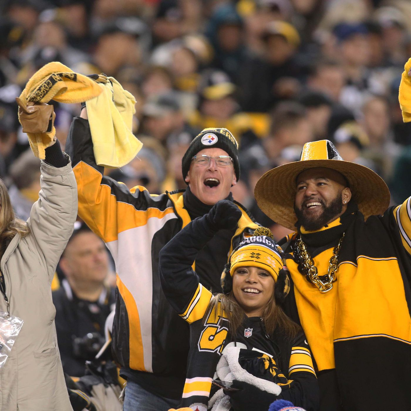 3766ddda Steelers News: Steelers vs. Panthers equates to huge ratings spike on  Thursday Night Football