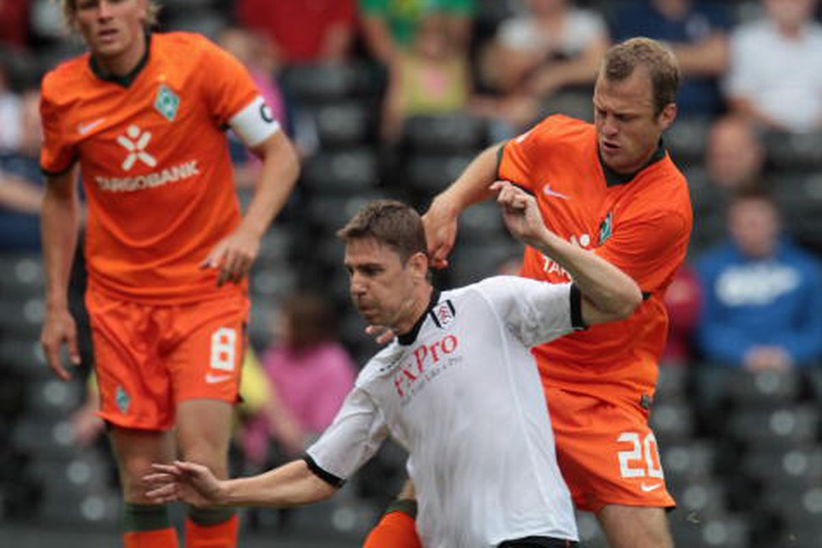 Zoltan Gera vs. Werder Bremen. Photo via getty imatgs