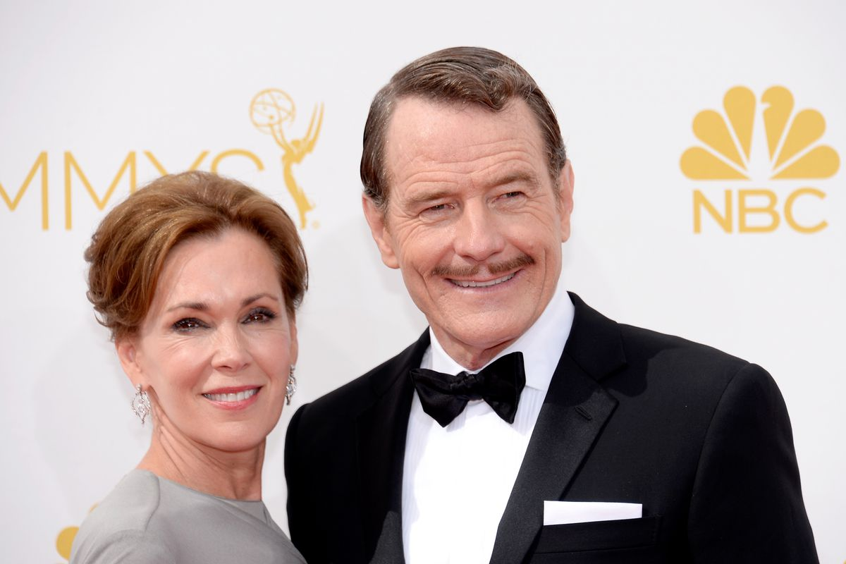 Bryan Cranston won the Emmy for Lead Actor in a Drama Series
