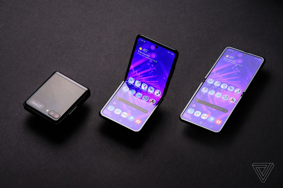 Samsung Galaxy Z Flip review: temper your expectations - The Verge