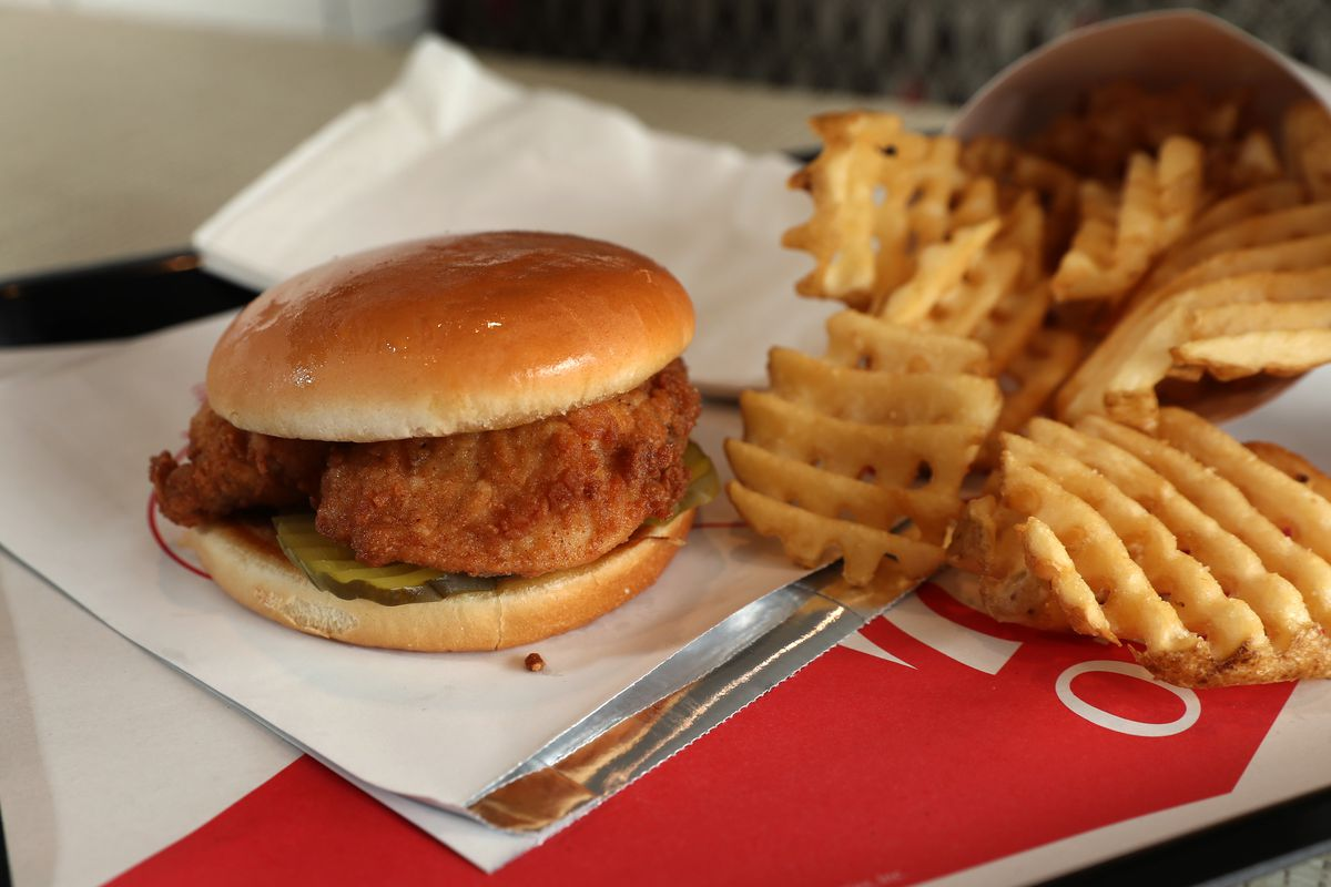 Chick-Fil-A U.K. has quietly opened in Scotland