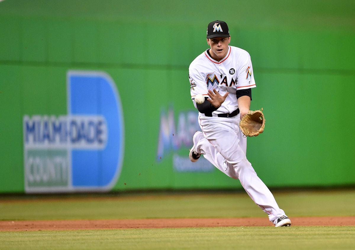 MLB: Washington Nationals at Miami Marlins