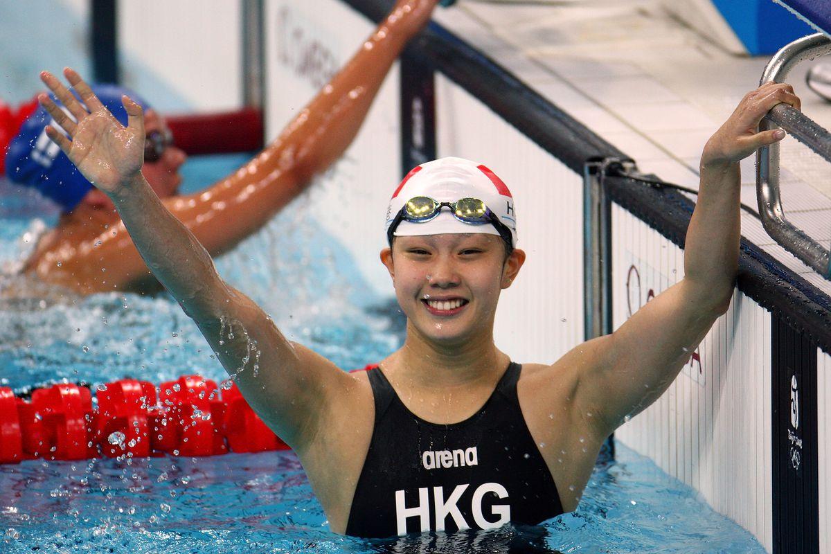Stephanie Au is one of three Hong Kong Calympian in Rio.