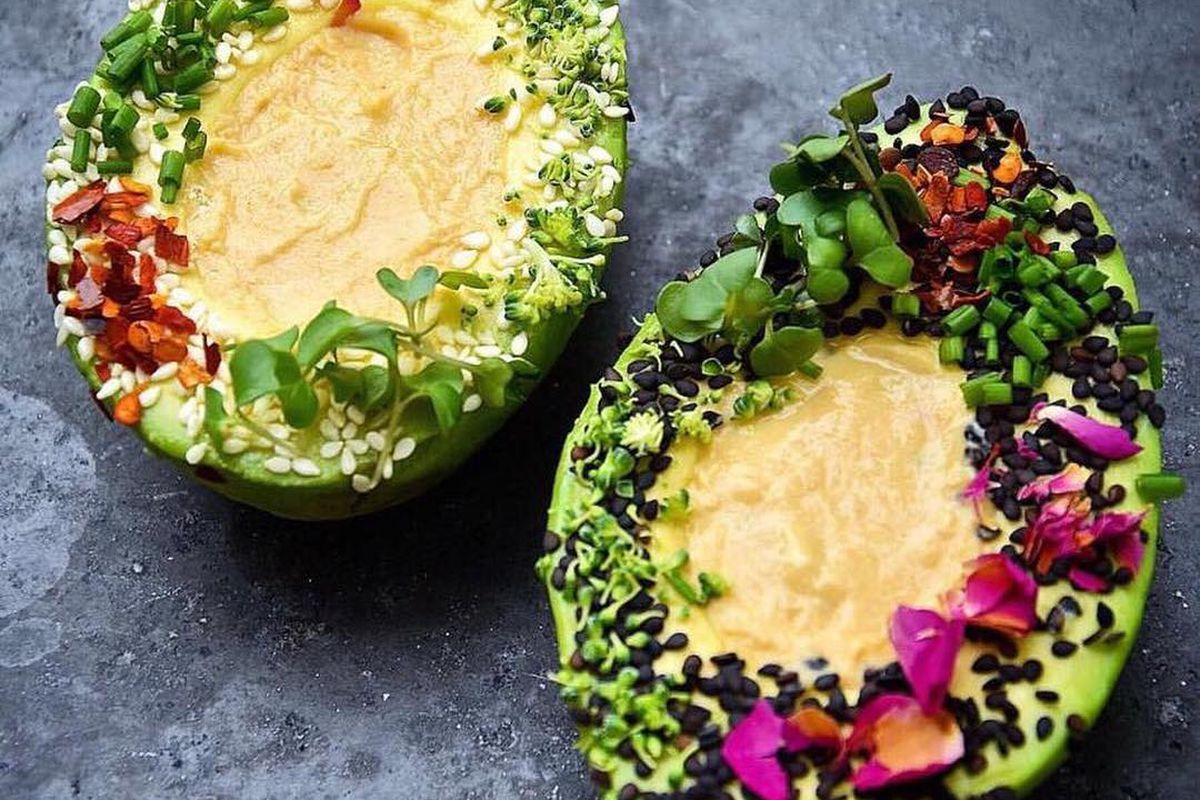 An avocado restaurant is opening in covent garden eater for Food bar garden