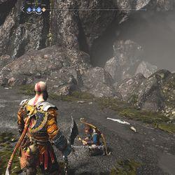 God of War guide: Fafnir's Storeroom walkthrough and