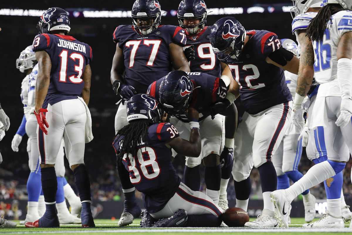 ff06b4fe Houston Texans with the Most to Prove in 3rd Preseason Game - Battle ...