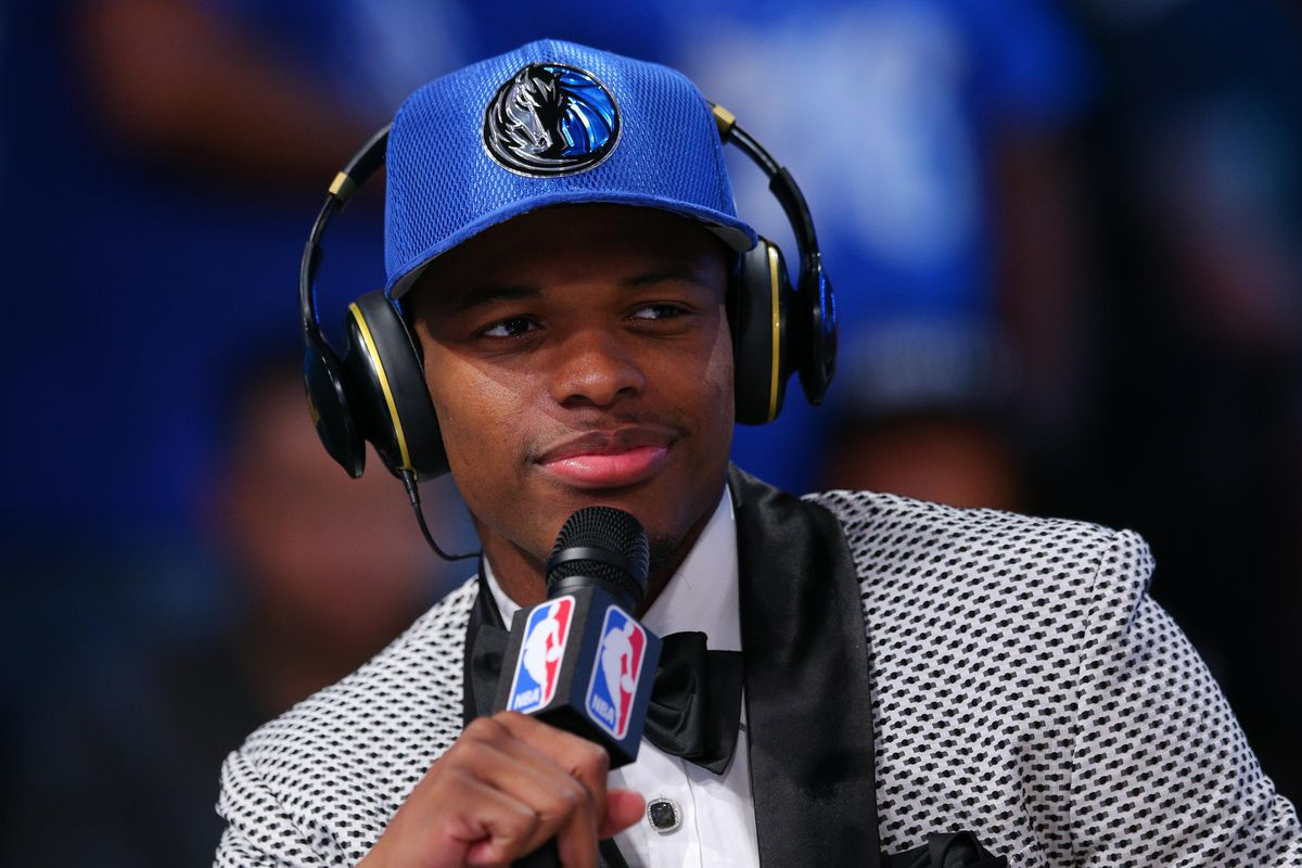 f5119096f37 Dennis Smith Jr. s demeanor is why he s the perfect next face of the  Mavericks